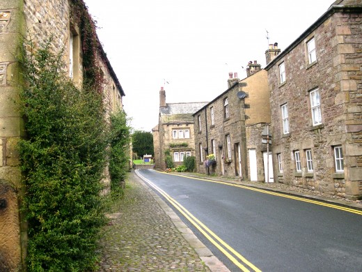 Chipping village