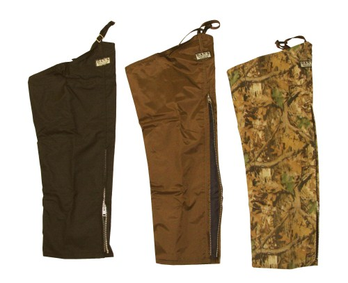 Briar and snake resistant chaps
