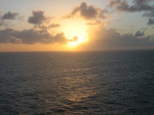 A Summer Sunset