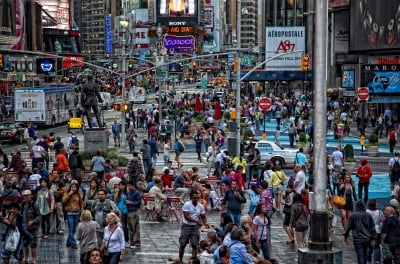 Population density greatly effects our moods and our behaviors.