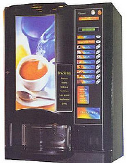 The Coffee Vending Machine Today