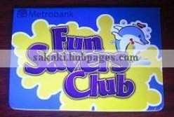Metrobank Fun Savers Club