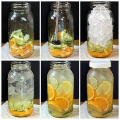 Super Easy Organic Citrus Drink Recipe