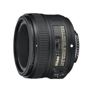 Nikon 50mm Lens