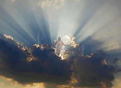 Jesus -- Heaven