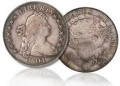 Rare American Coins-1804 Silver Dollar Facts And Values