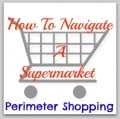 What Does Shop The Perimeter Mean? Perimeter Shopping Keeps You Healthy