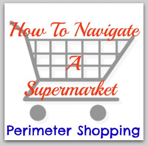Perimeter Shopping  - How to navigate a supermarket