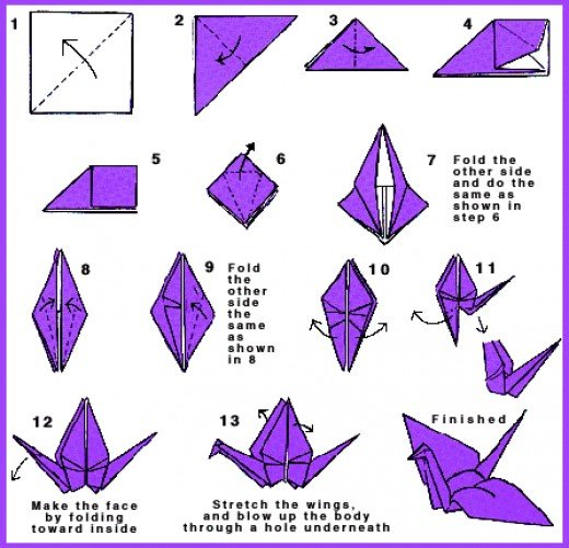 origami learn to fold embroidery origami