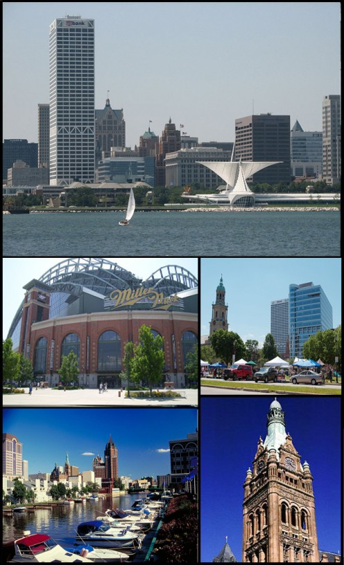 Milwaukee Montage