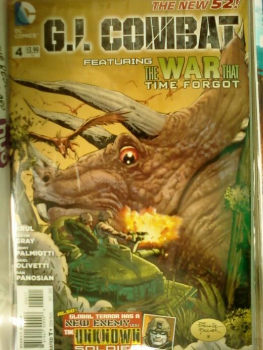 G.I. Combat #4