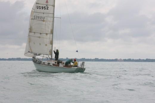 Pearson 27 Seawise