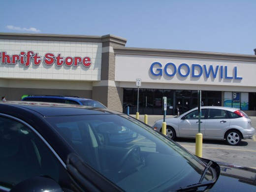 Front of the stores I visited today in Blue Springs, Missouri