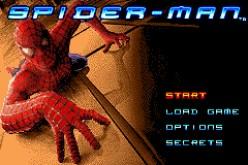 Spider-Man Games: Spider-Man Movie for the Game Boy Advance