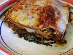 Italian Food - Lasagna Bolognese