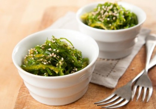 how to cook japanese seaweed salad