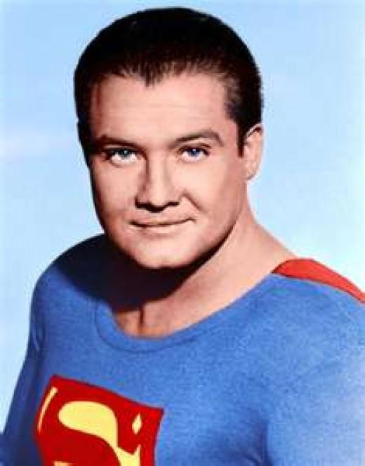 George Reeves....Superman