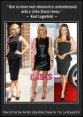 How to Find the Perfect Little Black Dress for You