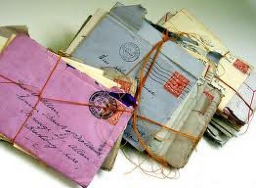 I lost my precious mails!  :-(