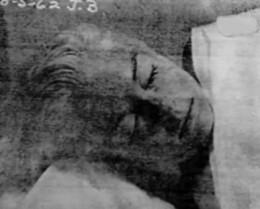 In death- LA morgue