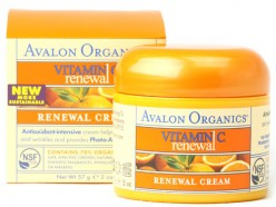 Would vitamin C cream help heal acne scars and prevent future break outs?