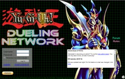 Online Yu-Gi-Oh! Free Dueling Network