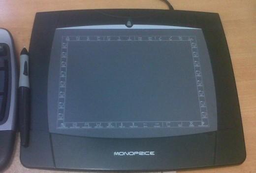 Monoprice Tablet