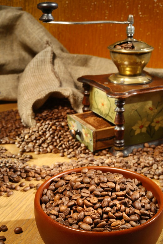 Use freshly roasted and freshly ground coffee beans.