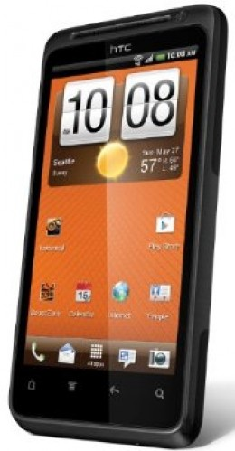 HTC EVO Design 4G with Android 4.0