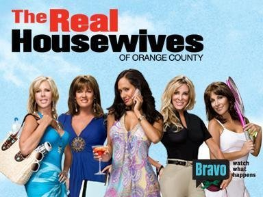 REAL HOUSEWIVES OF ORANGE COUNTY, EARLY SEASON