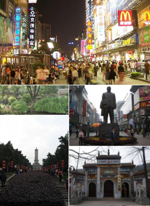 Changsha Montage