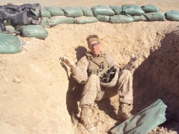 Myself in Afghan