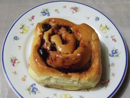 Cinnamon Rolls are great for breakfast or anytime.