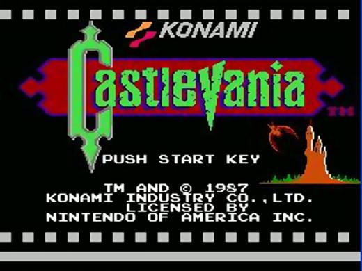 Castlevania? More like Funvania...No, Castlevania is better.