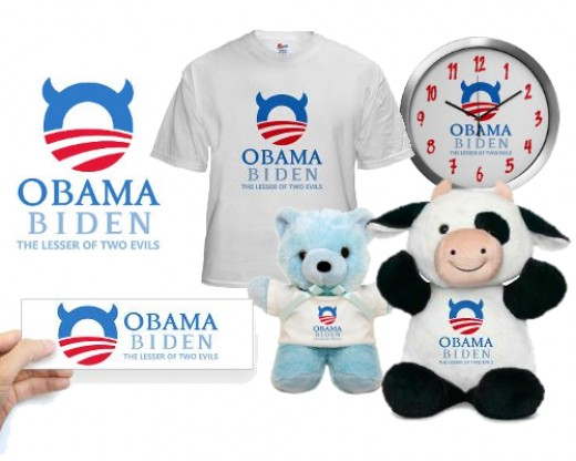 Seeing these products for sale really got me thinking about the state of our elections.
