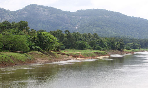 Bhoothathankettu dam reservoir