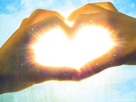 LOVE, LIGHT, LIFE