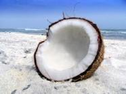 Wonderful Coconut