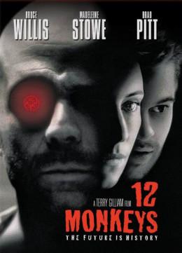 12 Monkeys (1995) poster