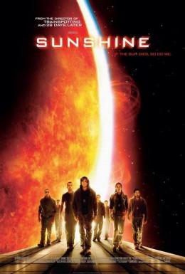 Sunshine (2007) poster