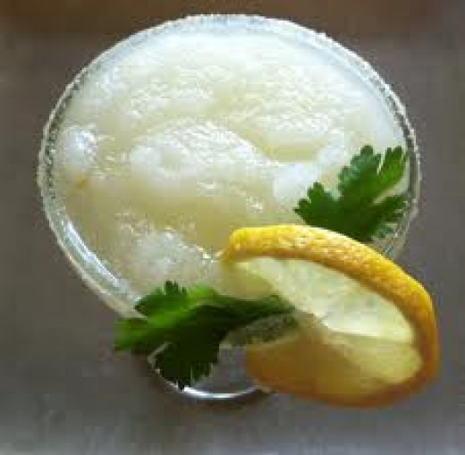 Make Lemon Slushy Recipe