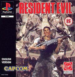 Cover Art for Resident Evil