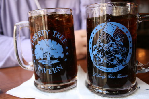 Liberty Tree Tavern is an overlooked gem, in my opinion. Personally, we prefer it at lunch, rather than the family style dinner.