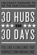 Searching my boundaries – The 30 hubs in 30 days challenge
