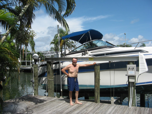 Before you go charter fishing, check out the boat.