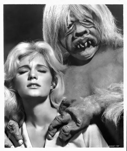 Yvette Mimieux in The Time Machine (1960)