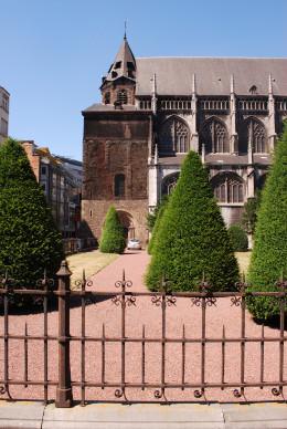Former abbey church of Saint-Jacques, Liège