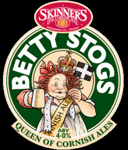 The charming Betty Stogs