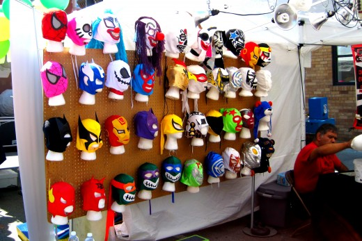 Crazy Masks