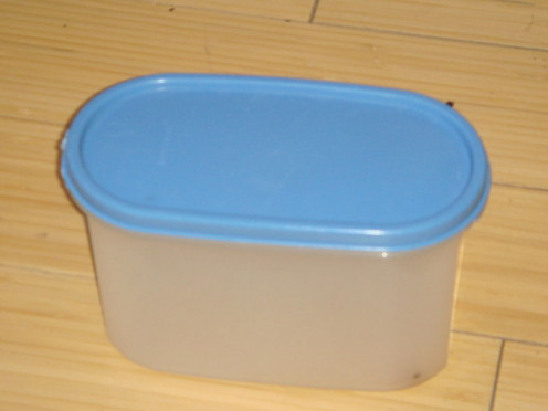 One Piece of Tupperware.  They made a great product and stood behind it!